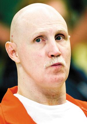 罗尼 加德纳/美国犹他州死刑犯罗尼·加德纳成为14年来美国第一个被枪毙的死囚...