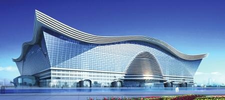 一个世界著名建筑大师扎哈·哈迪德设计的传世之作