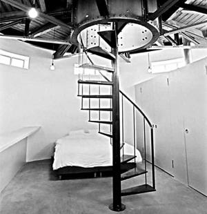 荷兰废旧水塔改造成公寓