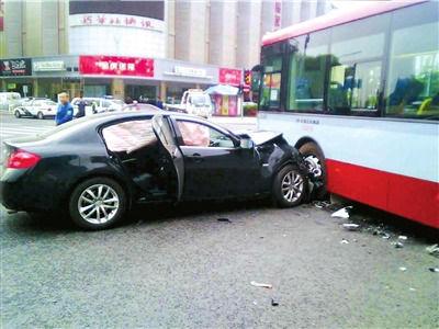 北京某高官儿子车祸_北京长安街英菲尼迪车祸案本周开审