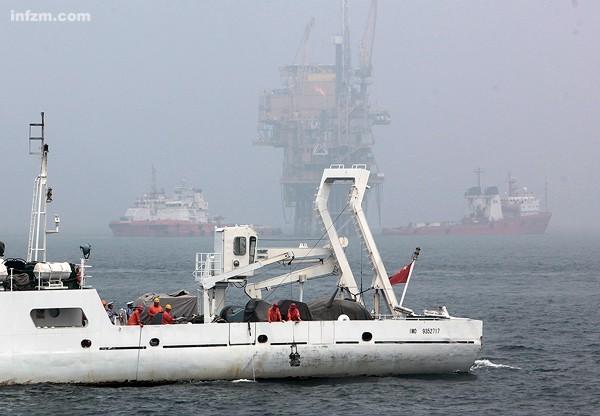 会审康菲石油泄漏 中国版墨西哥湾漏油事件捂不住了