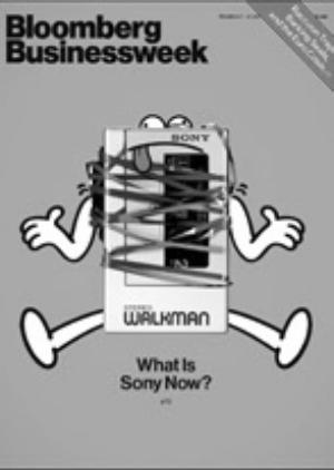 """索尼""""巨无霸""""般的组织结构便流露出决策缓慢的弊病"""