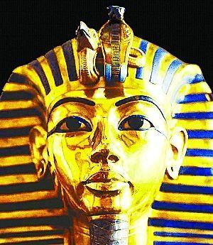 埃及法老图坦卡蒙的黄金面具-黄金的魔力 揭秘人类拜金之谜图片