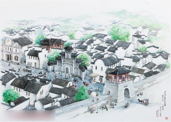 探秘千岛湖水下的汉唐古城:五个城门八座碉楼(7)