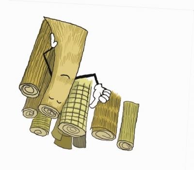 """""""老粗布""""比竹席更舒适 在夏季藤席,竹席,蚊帐经营泛滥的风潮下,傅延"""