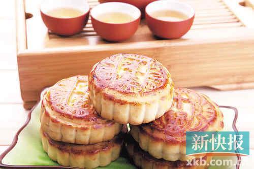 广式月饼占国内七成市场份额