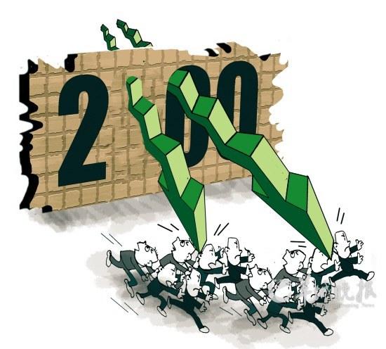图/东方IC 羊城晚报讯 记者吴海飞报道:在周一沪指盘中跌破2100点创下新低后,昨日沪指盘中再破2100点。持续低迷的股市,不仅直接导致了100个股民只有4个还炒股、9成股民被冻僵的惨淡,也让靠天吃饭的券商度日艰难。从截至20日已发布的首批次9家券商半年报来看,有8家券商业绩均出现下滑,业绩下滑的券商占比近9成。 A 100个股民只有4个还炒股 来自中登公司最新披露的周报显示,8月初两市参与交易的A股账户数仅为685.
