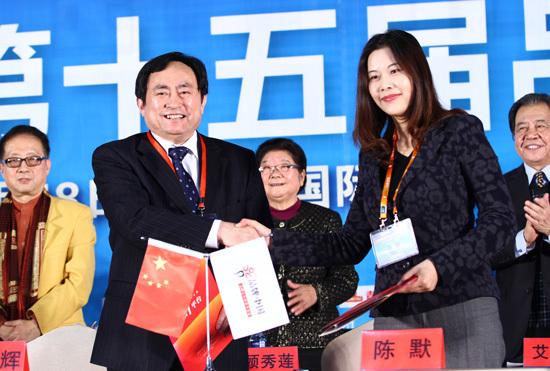 品牌中国产业联盟执行副主席任一农