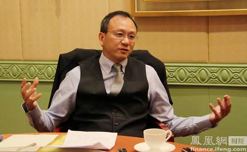 李惠森(摄影:王泠欢)图片