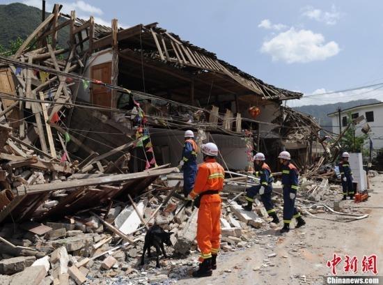 雅安大地震_怎么估算雅安芦山县地震的经济影响?422.6亿元_财经_凤凰网