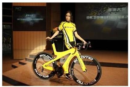 一是产品结构亟待调整,中低端的产品占了市场较高的份额,而由于自行车