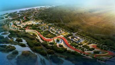 毕路德泸州市滨江规划设计方案通过审查