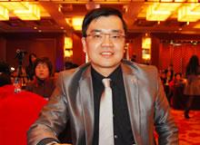 贝因美创始人谢宏出席高峰论坛