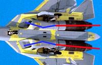 """详细讲解J-20 F22 T50 和其他国家的""""4代机"""""""
