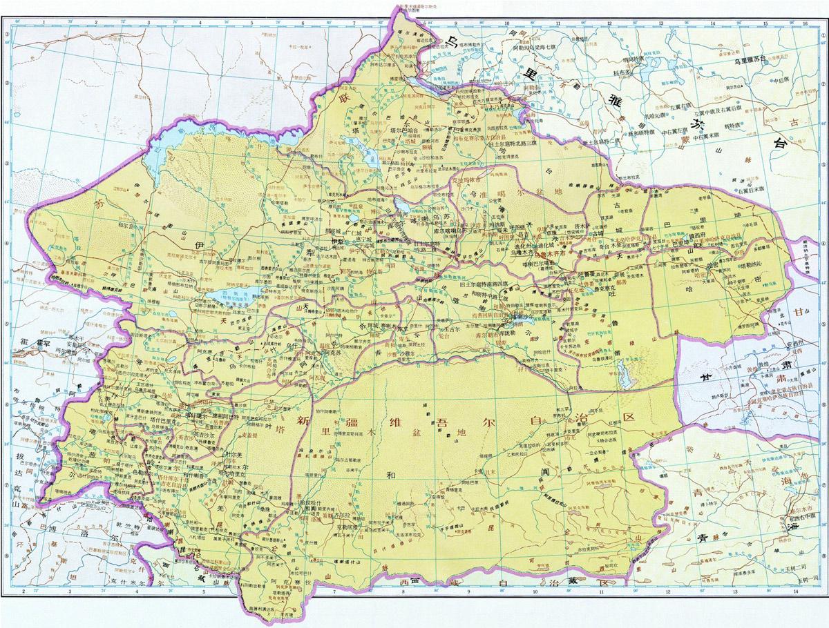 唐朝对西域的控制并不止于新疆