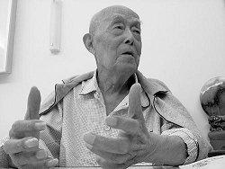 97岁季羡林受虐 秘书拿剩鸡骨头当午餐