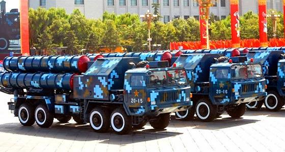 红旗9导弹比老装备易操作 但对人员素质提高要求
