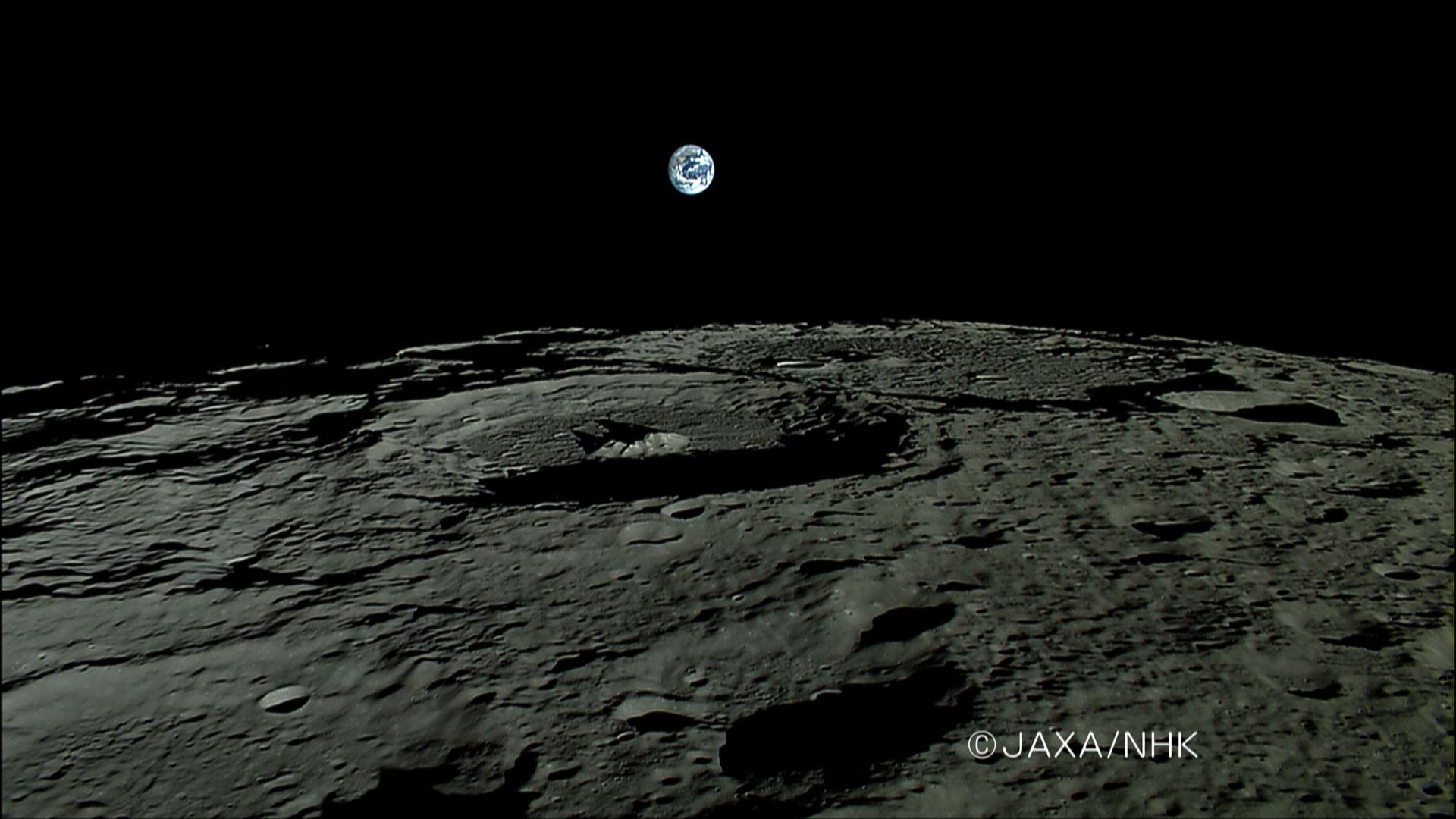 簡約月球高清壁紙1920x1080