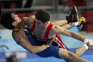 自由式摔跤比赛规则_奥运的暴力美学_凤凰网