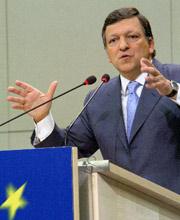欧盟主席巴罗佐
