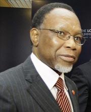 南非总统莫特兰蒂