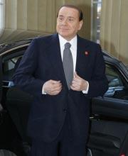 意大利总理贝卢斯科尼
